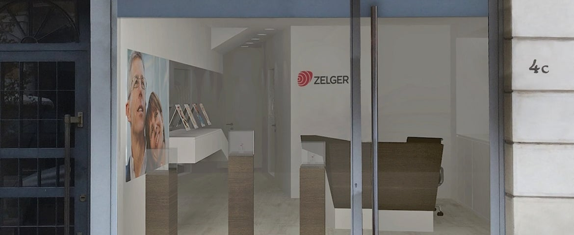 Nuovo Zelger Center a Villafranca