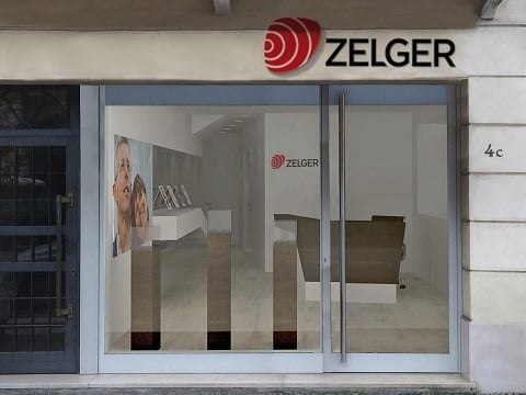 Neues Zelger Center in Villafranca